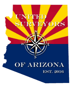 United Surveyors of Arizona Logo